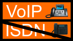 VoIP ISDN